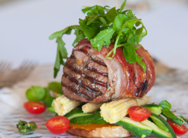 Hopewell Private Game Reserve – Cuisine
