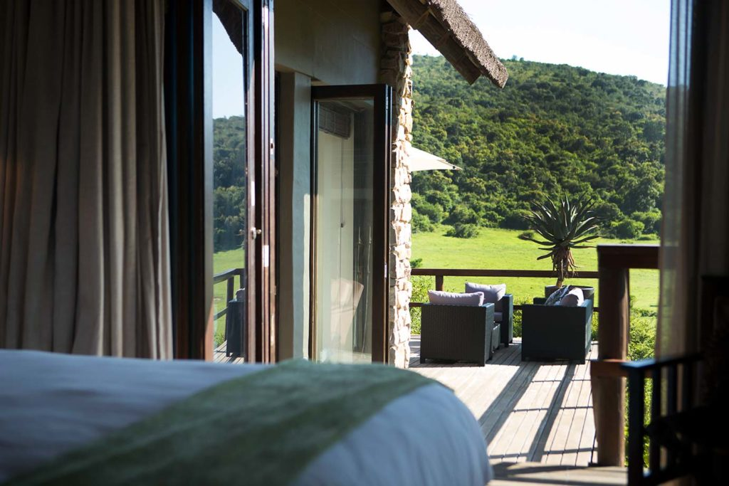 Hopewell Private Game Reserve standard suite